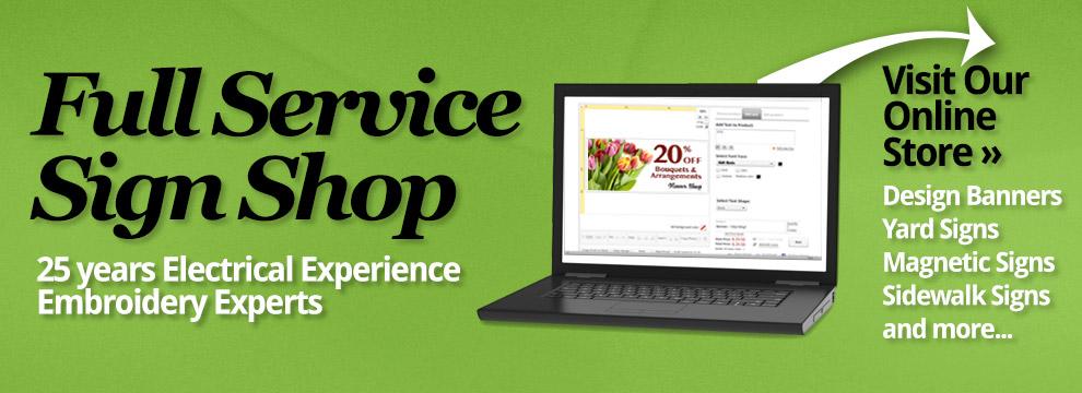 message online shop