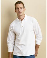 Adult 100% Cotton Polo